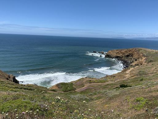 Mori Point Trail - Pacifica, CA