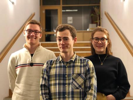 Styret i Viken Unge Venstre 2019