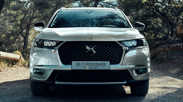 Le DS7 Crossback reçoit le moteur hybride 225 ch