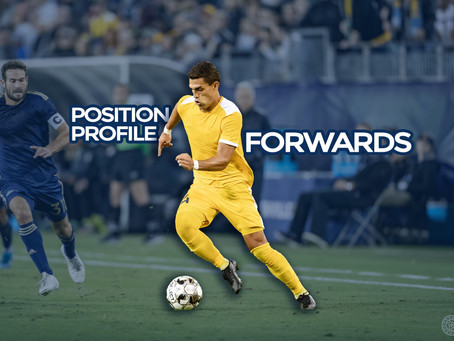 POSITION PROFILE: Forwards