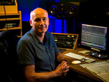 Industry Legend Gareth Cousins joins SWS for upcoming TV Series