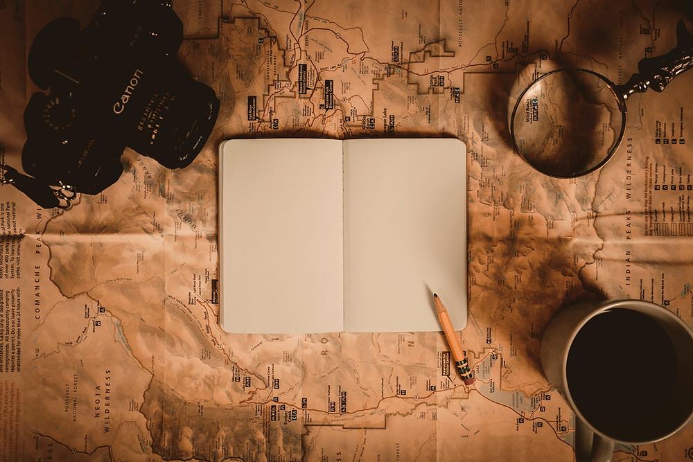 Retrouver de la créativité en période de reconversion professionnelle