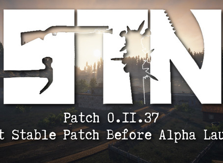 Nov 7th - Patch Notes 0.11.37