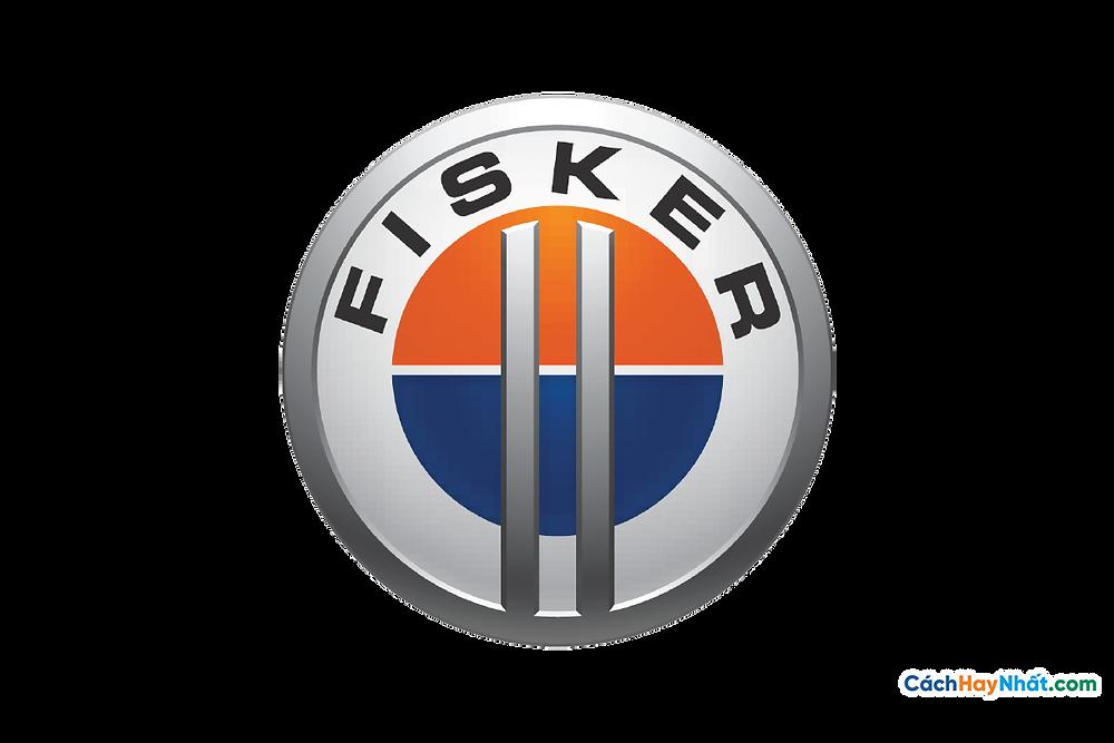 Logo Fisker PNG