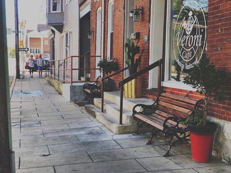 Veroni Cafe reopens for carryout customers
