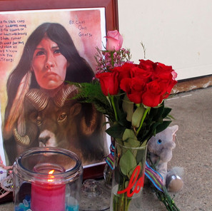 Savanna's Act and Not Invisible Act to Help Curve Violent Crime among Native American Women