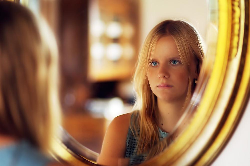la ley del espejo y cómo cambiar el mundo