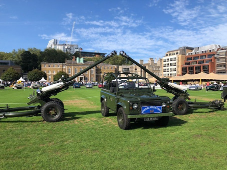 London Concours 2020 - 20th August visit