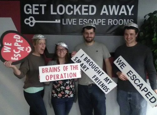 Escape Rooms: 2017's Bucket List Must
