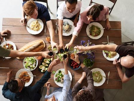 3/8 (日) トレーナーTakと筋肉と健康について語ろう食事会。