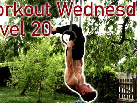 Workout Wednesday - Level 20