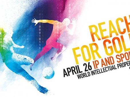 """""""Alcançar o Ouro: PI e Esporte"""" – Dia Mundial da Propriedade Intelectual 2019 Celebra o Esporte"""