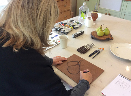 Introduction to Oil Painting Workshop