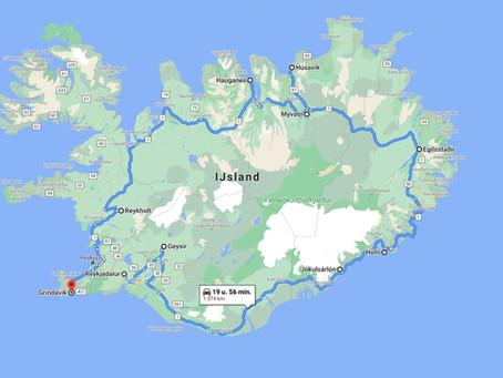 De ultieme rondreis door IJsland met kinderen in 15 dagen