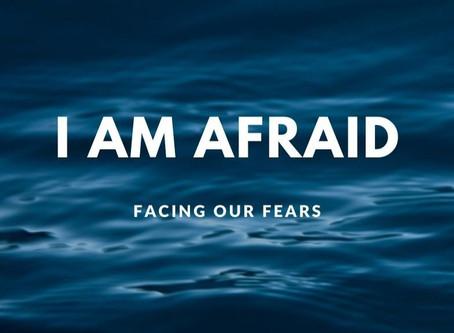Estou com medo