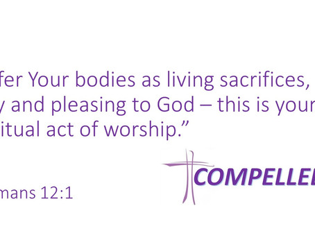 Compelled To Know - Romans 12:1