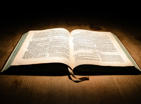 Bible Reading Guide 2020