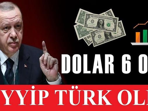 DOLAR TAYYİPİ NASIL 'TÜRK' YAPTI ?(!)