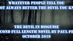 The Devil In Disguise October 2019