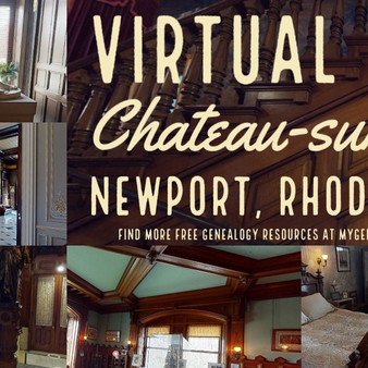 Virtual Tour of Newport's oldest Victorian mansion