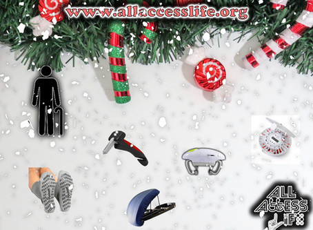 Top 5 Christmas Gift ideas for our Elderly Category