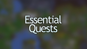 Essential Quests for New OSRS Players