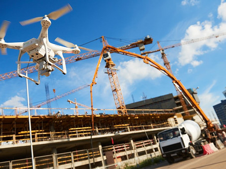 5 Ways Drones Will Save Your Construction Business Money