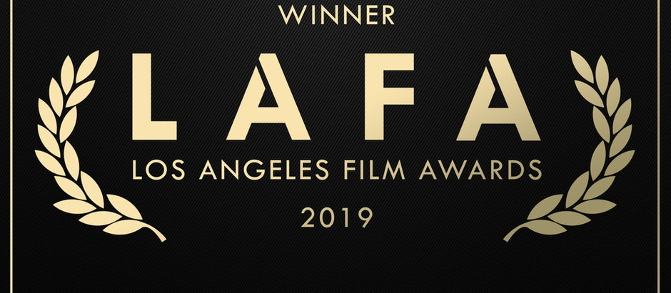 """""""Solstice"""" wins Best Feature Score and Honorable Mention in August 2019 Los Angeles Film Awards"""