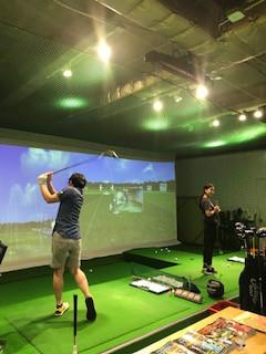 社会人ゴルフ短期集中ゴルフ+英語コース