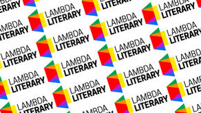 alexander chee and others to be honored at lambda literary awards