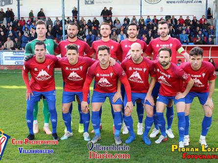 Diego Vicente Jareño nos cuenta todo lo que aconteció en el CP Villarrobledo 1 CD Badajoz 3