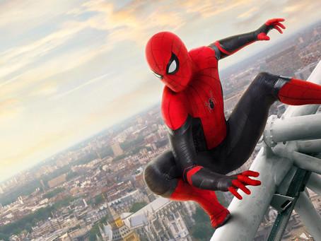 Cinematics: Spider-Boy Far From Home