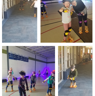 Last week of Roller Skating at Indian Hill