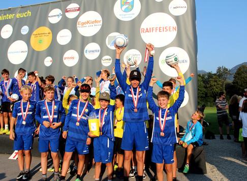 Nachwuchs-Schweizermeister sind gekürt, U14 holt Bronze