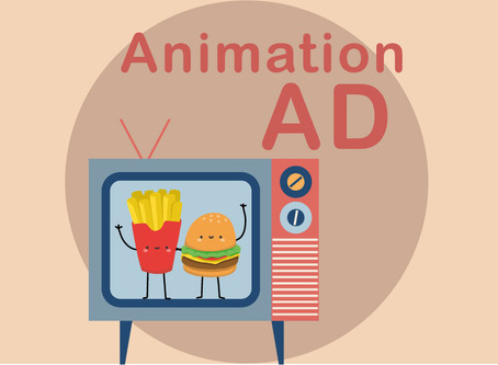 Trend of animation advertising - 3 reasons to use animation when advertising!