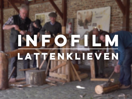 Infofilm over 'lattenklieven'