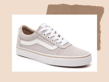 DSW Vans Ward Sneaker $10 off with CODE: ITSFALLYALL