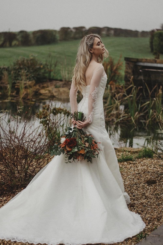 styled wedding photo shoot in the uk