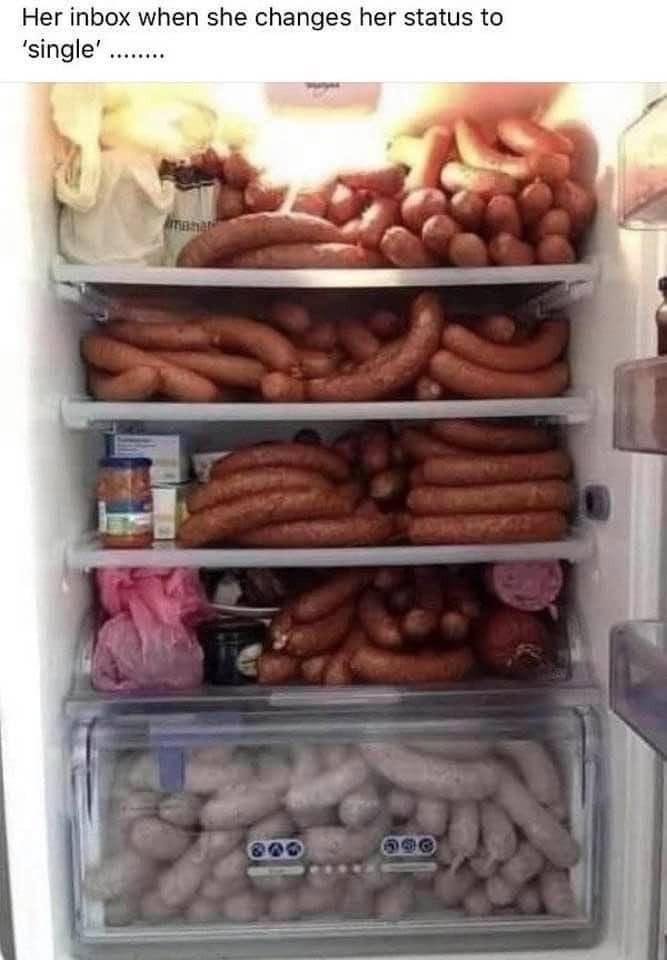 Funny Sausage Memes