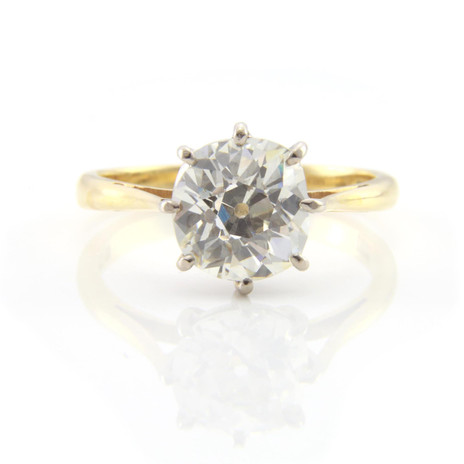 Most Popular Engagement Ring