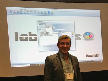 Labworks at PRO IMAGING CONNECT