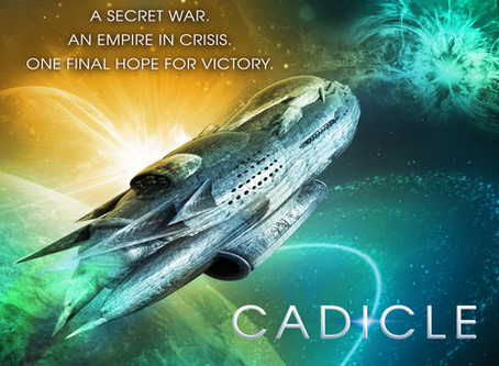 PRESS RELEASE: The Cadicle Series is being adapted for TV