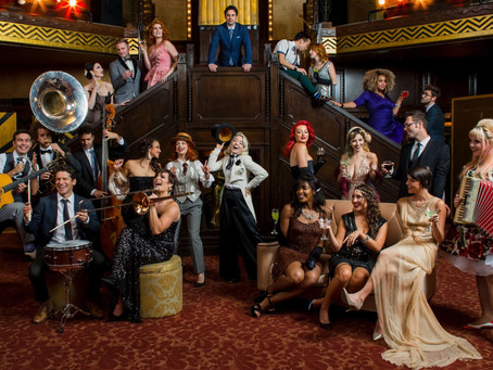 LIVE REVIEW - Post Modern Jukebox @ QPAC Concert Hall