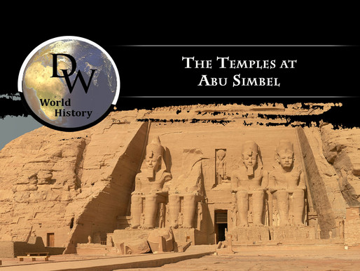 Ancient Egypt - The Temples at Abu Simbel