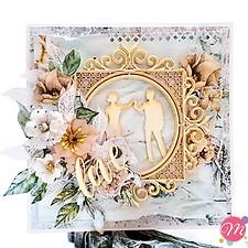 Ornate Framed Love