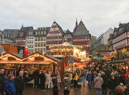 3 Days in Frankfurt, Germany