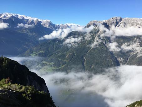 Unterwegs im Salzburger Land