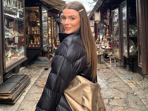 Mlada zvezda TV serije Česnovi in Gorske sanje se veseli novih snemanj