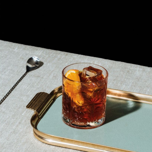 THE NEGRONI RECIPE FROM OUR FOUNDER MARIO ALBERGHINI