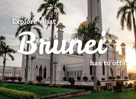 3 Reasons to Visit Brunei